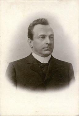 portret: Jakub Bart-Ćišinski
